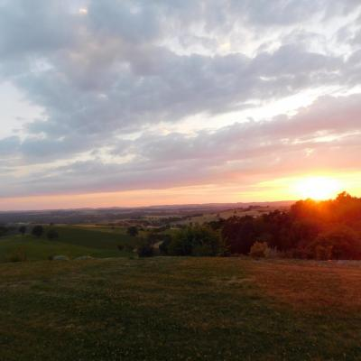 Paysages de Castelnau d'Arbieu