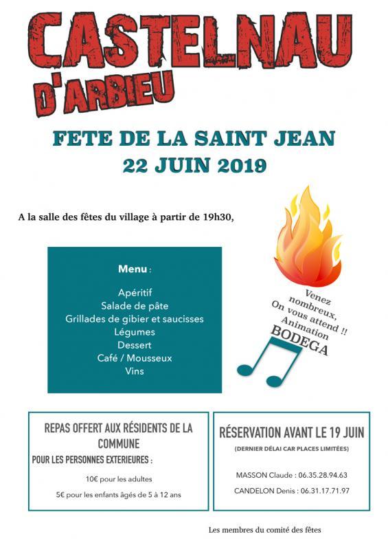 Saint jean 2019
